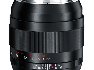 Rent: Zeiss Distagon T* 35mm f/2 ZE Lens for Canon EF Mount