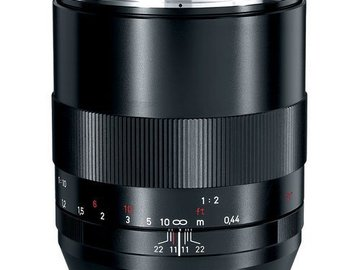 Rent: Zeiss 100mm f/2.0 Makro Planar ZE Manual Focus Macro Lens