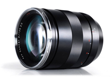 Rent: Zeiss 135mm f/2 Apo Sonnar T* ZE Lens for Canon EF Mount