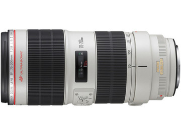 Canon Zoom Lens EF 70-200MM IS II USM