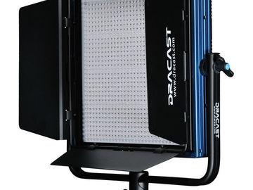 Dracast LED1000 Pro LED Package - Gold Mount - Daylight