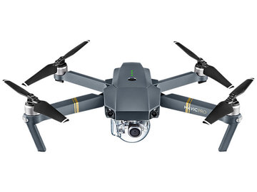 Rent: Mavic Pro 4k + Operator (ND's included)