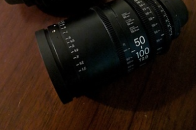 Sigma 50-100mm