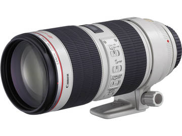 Rent: Canon EF 70-200mm f/2.8 L IS II USM