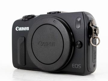 Rent: Canon EOS M