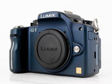 Rent: Panasonic Lumix DMC-G1