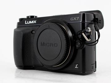 Rent: Panasonic Lumix DMC-GX7