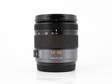 Rent: Panasonic Lumix G Vario 14-45mm f/3.5-5.6 ASPH Mega OIS