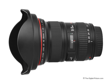 Rent: Canon EF 16-35mm f/2.8 L II USM (2 Available)