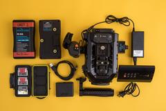 Rent: Blackmagic URSA Mini 4k EF Package (Ready to shoot)