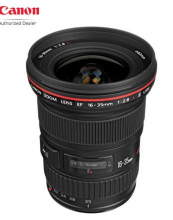 Canon 16-35II