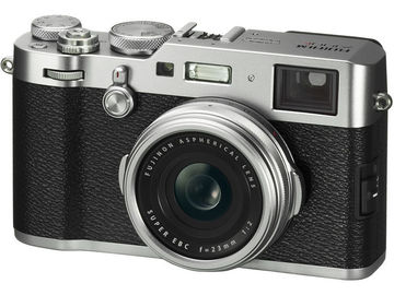 Rent: Fujifilm X100F w/ WCL-X100 and TCL-X100 Conversion Lenses