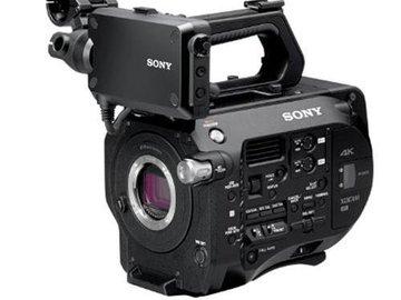 Rent: Sony PXW-FS7M2 XDCAM Super 35 Camera System