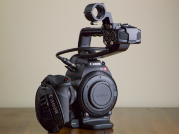Rent: Canon EOS C100 Cinema Camera Body Only