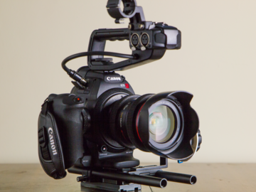 Rent: Canon EOS C100 Cinema Camera Complete Package