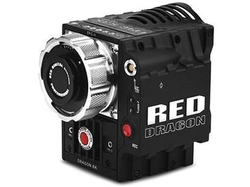 Rent: Red Epic X Dragon 6K Camera
