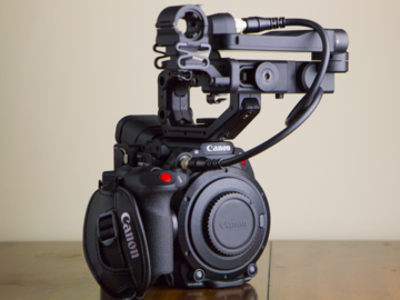 Rent: Canon EOS C200 Cinema Camera Body Only