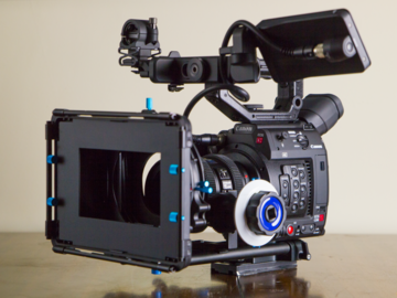 Rent: Canon EOS C200 Cinema Camera Complete Video Package