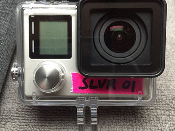 Rent: GoPro Hero 4 Silver Kit
