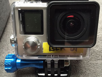 Rent: GoPro Hero 4 Black Deluxe Kit