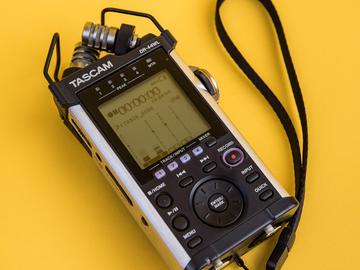 Rent: Tascam DR-44 WL Field Recorder