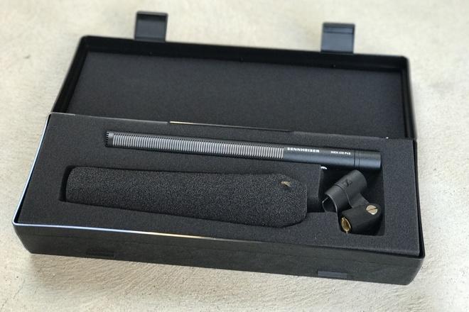 Sennheiser MKH 416 Shotgun Microphone