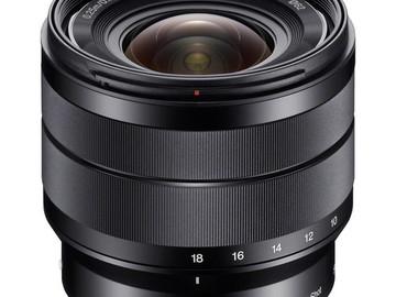 Rent: Sony E 10-18mm f/4 OSS