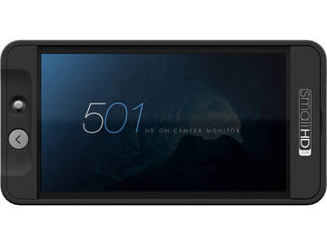 Rent: SmallHD 501 HD 5-in On-Camera Monitor