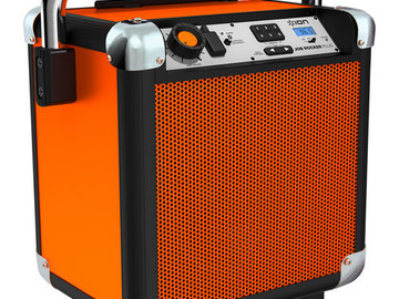 Rent: ION Job Rocker Plus Rugged w Bluetooth Speaker System