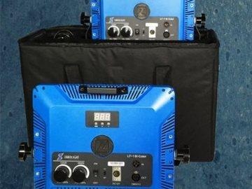 Rent: 1x1 Bi-Color LED Panel Kit