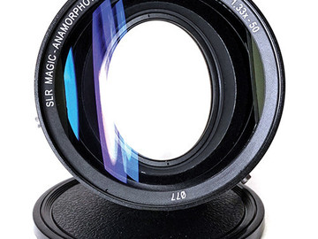Rent: SLR Magic Anamorphot Anamorphic 1.33x w/Rangefinder