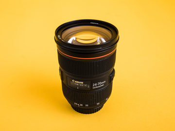 Rent: Canon 24-70mm 2.8L II