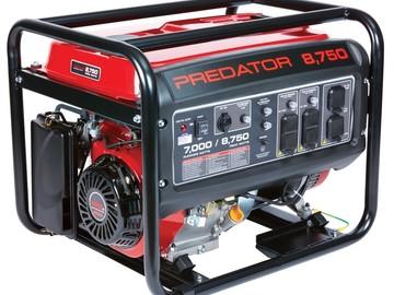 Rent: Predator Generator 7000/8750