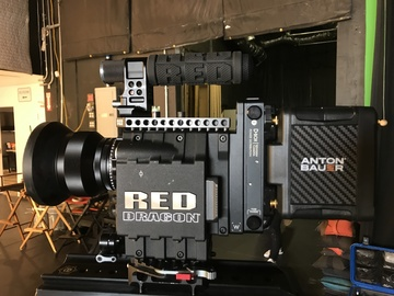 Rent: RED Epic Dragon 6K