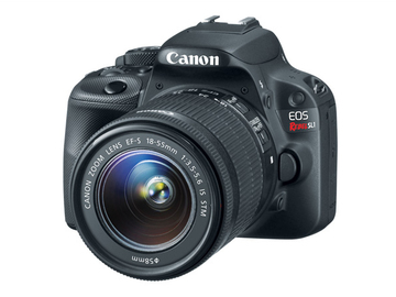 Rent: Canon EOS Rebel SL1 with 18-55mm kit lens