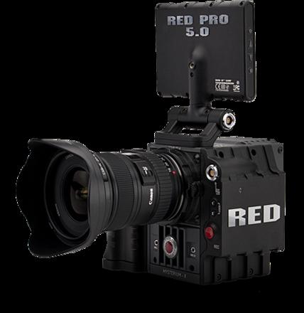 RED Scarlet M-X 4K