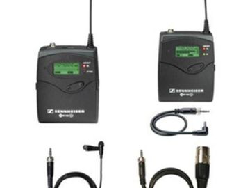 Rent: Sennheiser ew 100 ENG G2 Wireless Kit (2 of 2)