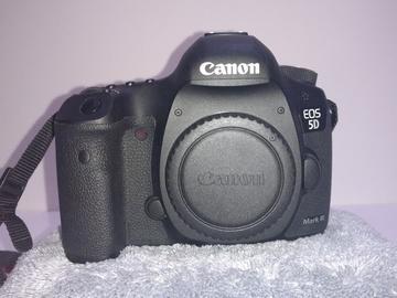 Canon EOS 5D Mark III, batteries, 128GB, 24-105mm F4 USM