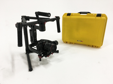 Rent: DJI Ronin-MX 3-Axis Gimbal Stabilizer