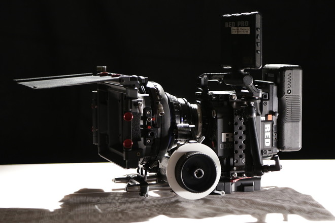 Red Epic Dragon Package Complete with Zeiss CP.2 Lens Set