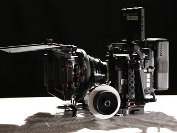 Rent: Red Epic Dragon Package Complete with Zeiss CP.2 Lens Set
