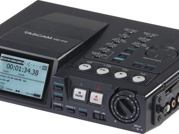 Rent: TASCAM HD-P2 AUDIO KIT