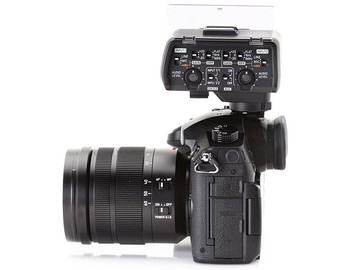 Rent: Panasonic  GH5 V2 + XLR + Vlog+3 batteries + 2 64G cards