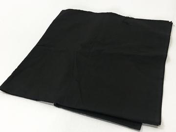 Rent: Misc Black Duvatine, Smaller Pieces & Rags