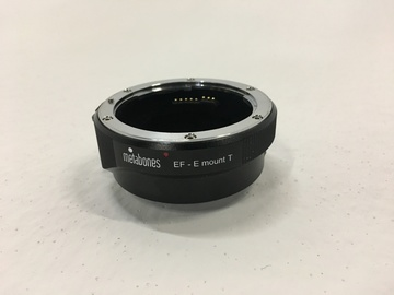 Rent: Metabones Canon EF Lens to Sony E Smart Adapter (Mark IV)