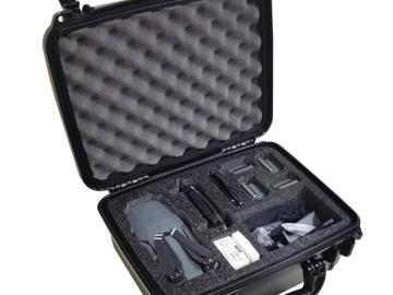 Rent: DJI Mavic Pro Fly More Combo w/ Pelican Case