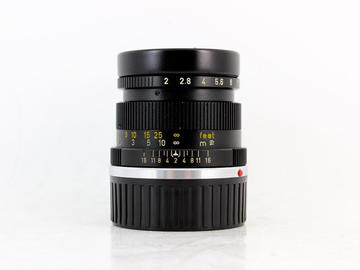 Rent: Leica 50mm f/2 Summicron-M