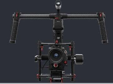 Rent: DJI Ronin-MX - Includes Thumb Control & Monitor