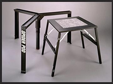 Rent: Spider Pod Standing Platform