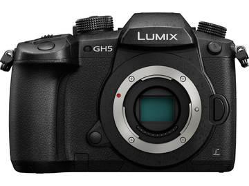 Rent: Panasonic Lumix DC-GH5 w/ 4 Batteries & V-Log